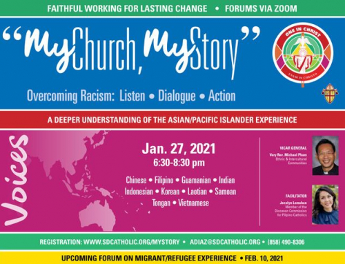 My Church, My Story: The Asian-Pacific Islander Experience